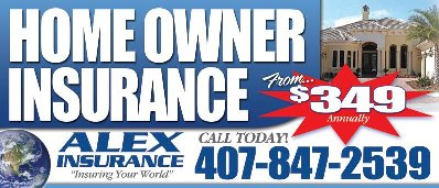 Homeowners Insurance from $349 annually