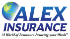 Alex Insurance Agency logo